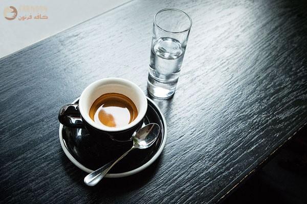 آداب قهوه خوردن