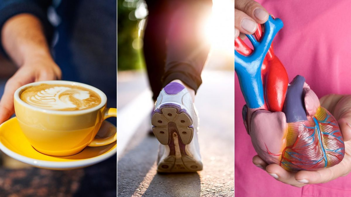 قهوه قبل از ورزش
